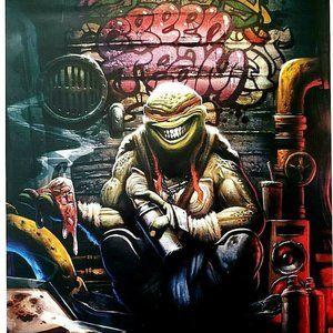 Teenage Mutant Ninja Turtles Posters